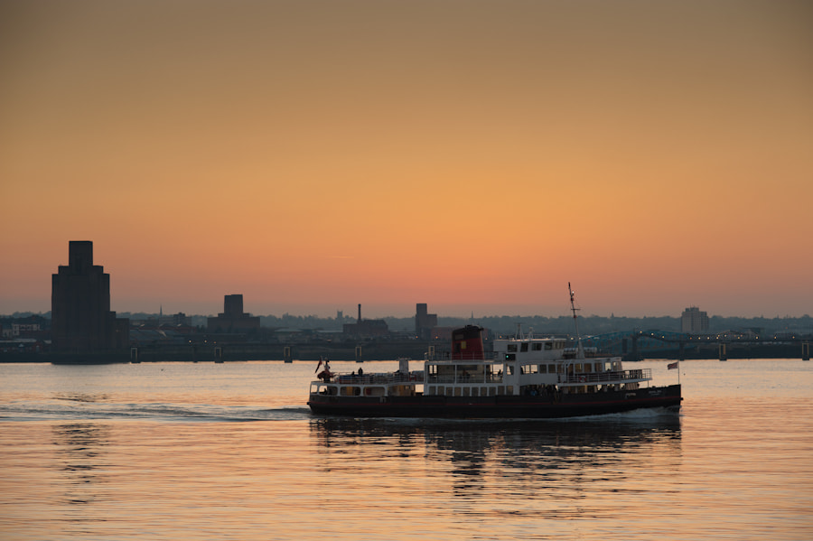Photograph Liverpool Sunset by Mark McNulty on 500px