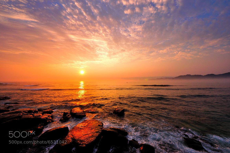 Photograph Sunrise by Brian Hsu on 500px