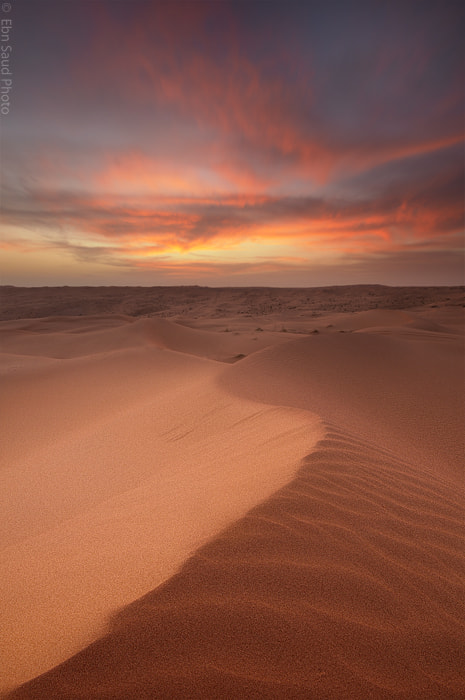 Photograph  Sunset  by Fahad Ebn Saud on 500px