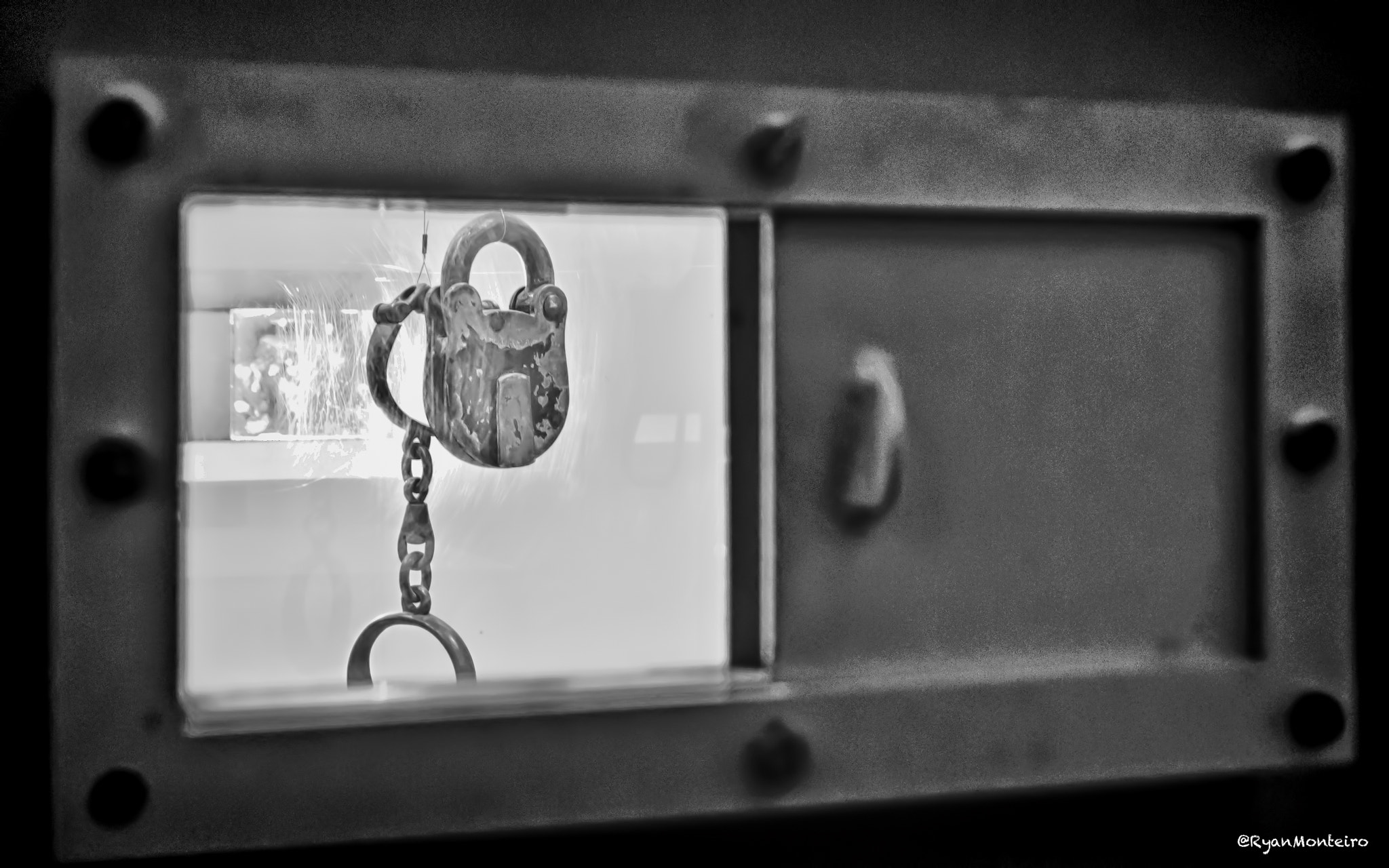Photograph Lock Up by Ryan Monteiro on 500px