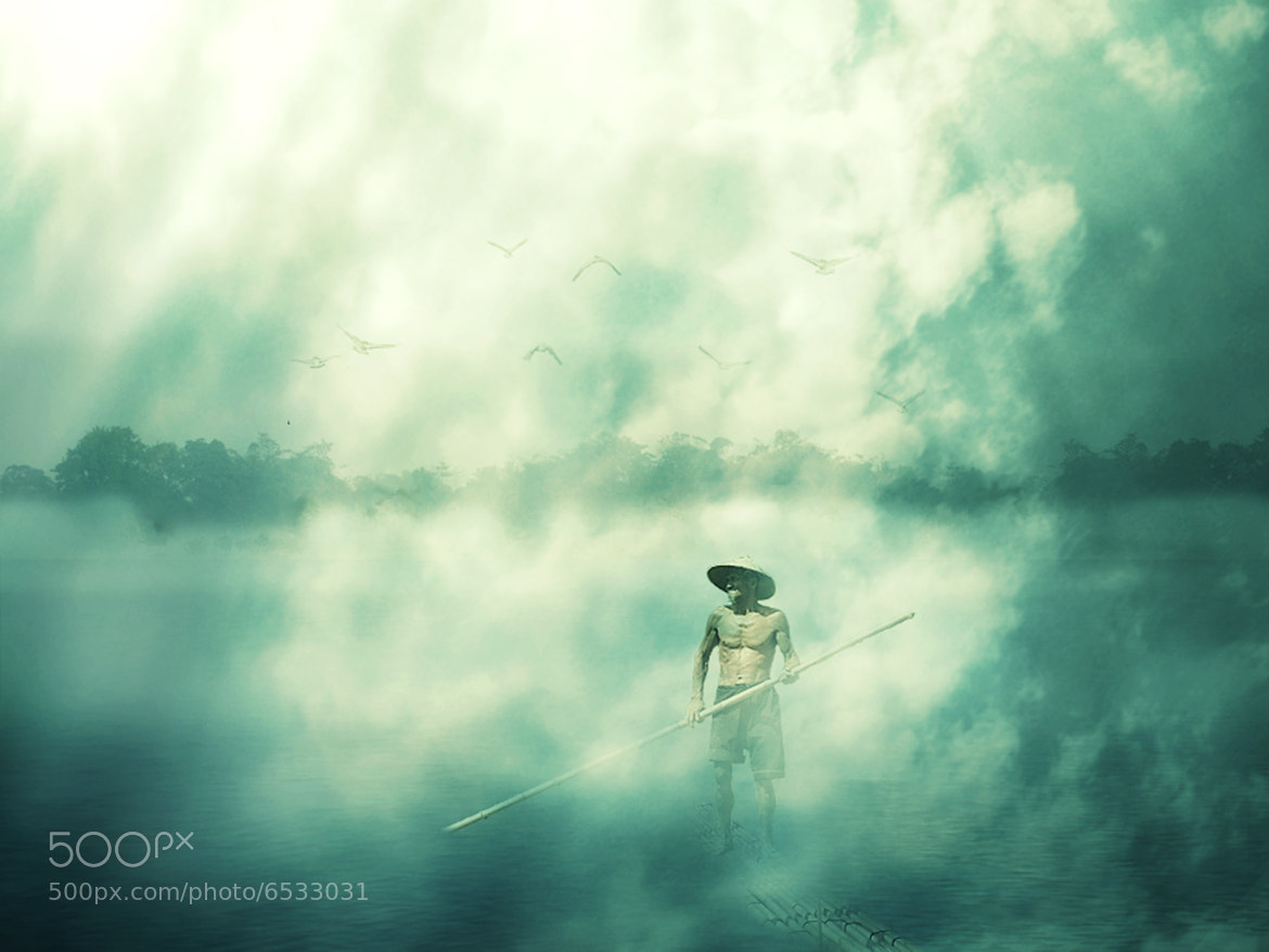 Photograph Morning fog by 3 Joko on 500px