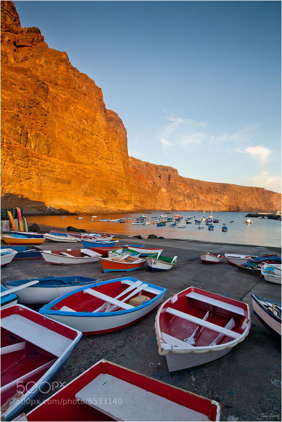 Photograph Marina Puerto de Vueltas by Jan Geerk on 500px