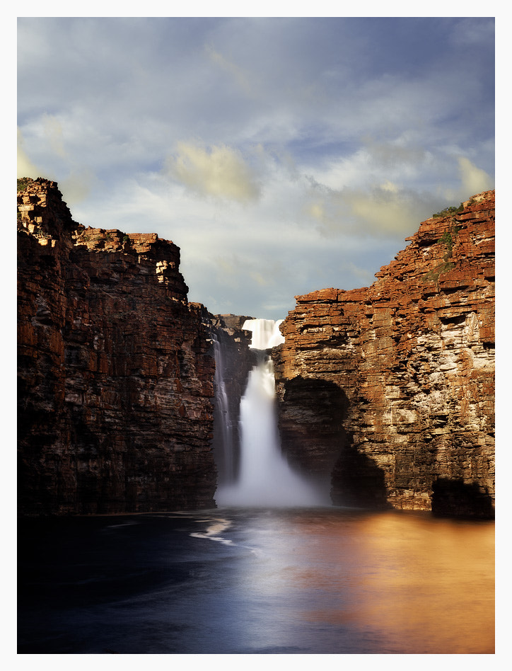 Photograph King George Falls, Kimberley by Christian Fletcher on 500px