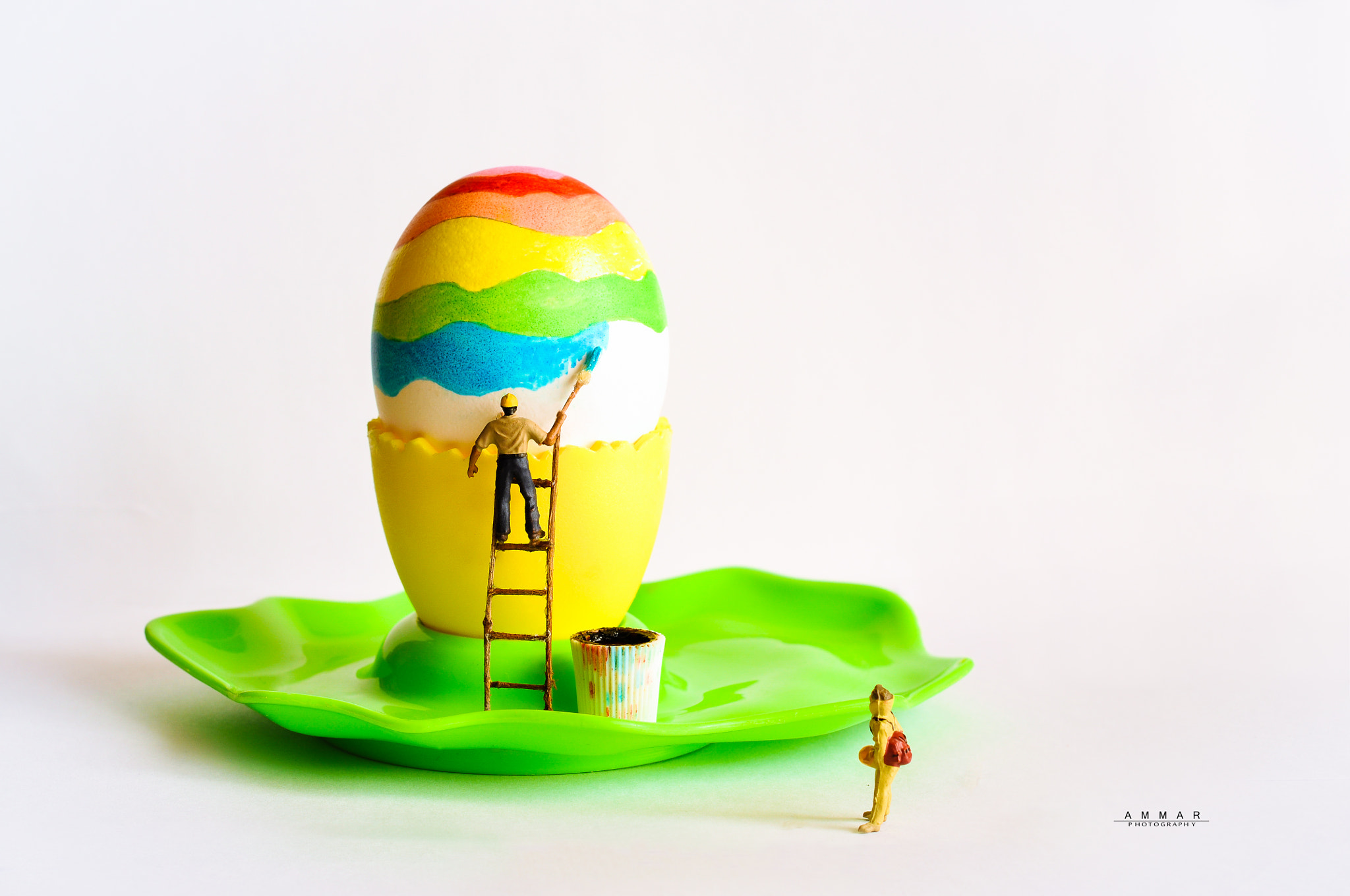 Photograph coloring Egg by Ammar Al-Ameen on 500px