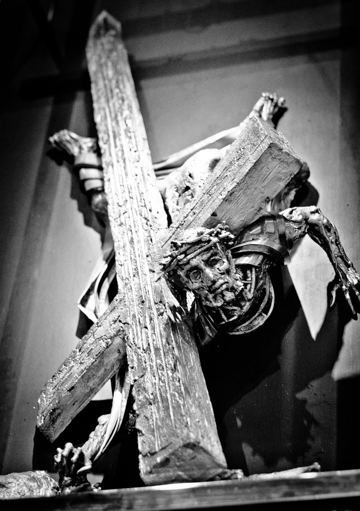 Photograph Cross by Hollow Spy on 500px