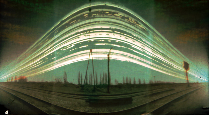 Photograph Solargraphy by Tomek Wojtachnio on 500px