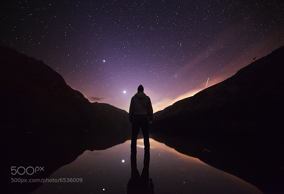 Photograph Connection With Space by Martin Marcisovsky on 500px