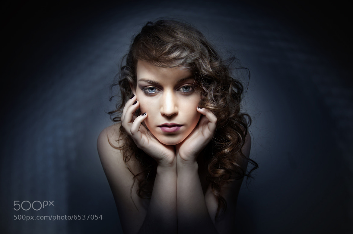 Photograph Anne-claire by Pierre Beteille on 500px