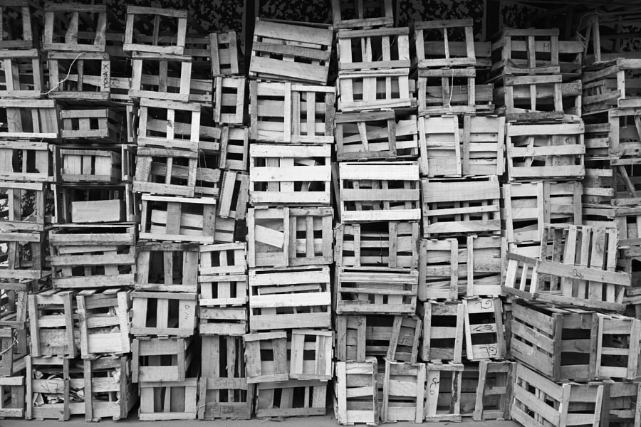 Boxes by Fabian Pulido Pardo on 500px.com