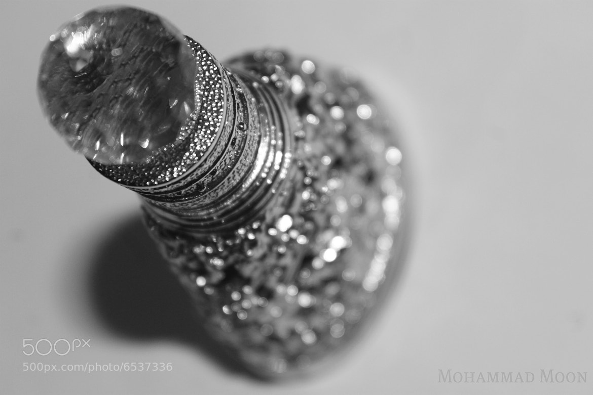 Photograph perfume - B/W  by Mohammad Moon on 500px