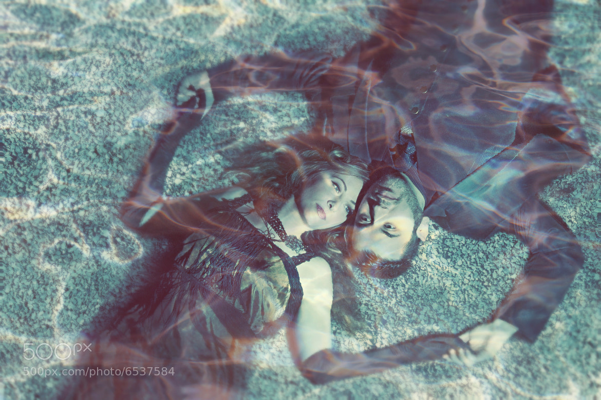 Photograph Under The Sea by Shawn Van Daele on 500px