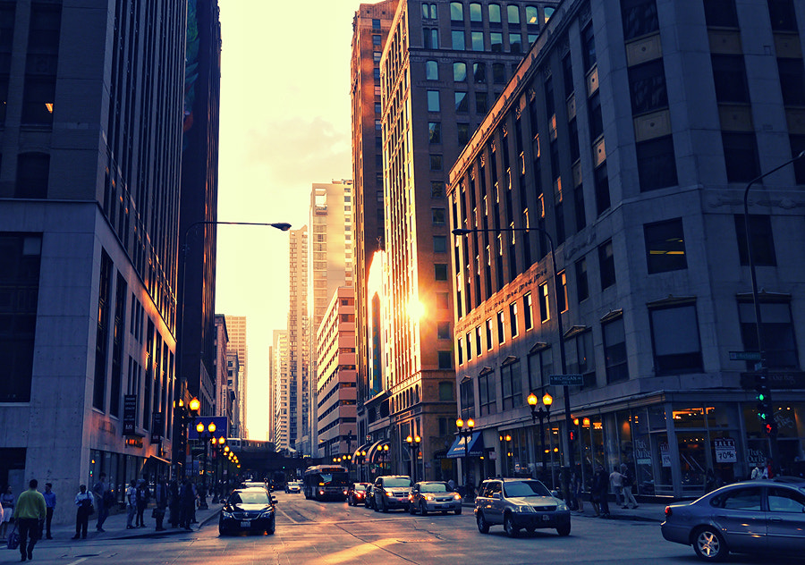 Photograph Chicago Blues by Isac Goulart on 500px