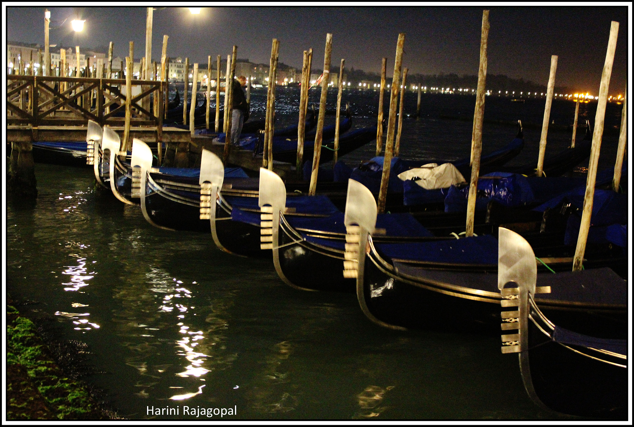 Photograph Gondolas... As elegant as ever.... by HARINI RAJAGOPAL on 500px