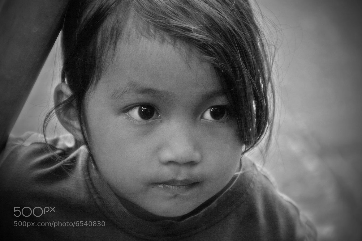Photograph Child at Angkor Wat by Can Özkaplan on 500px