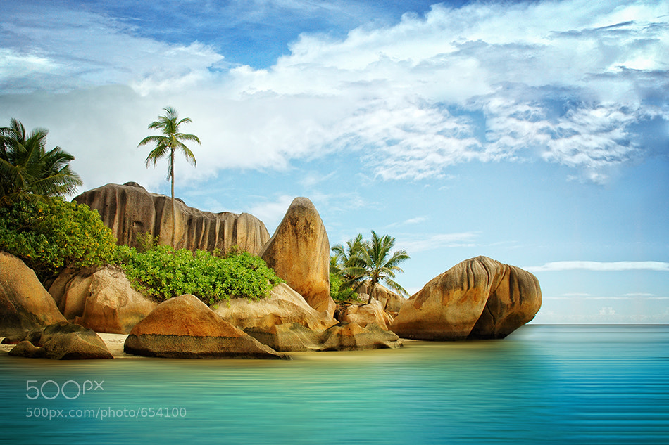 Photograph A small corner of paradise by Mathilde Guillemot on 500px