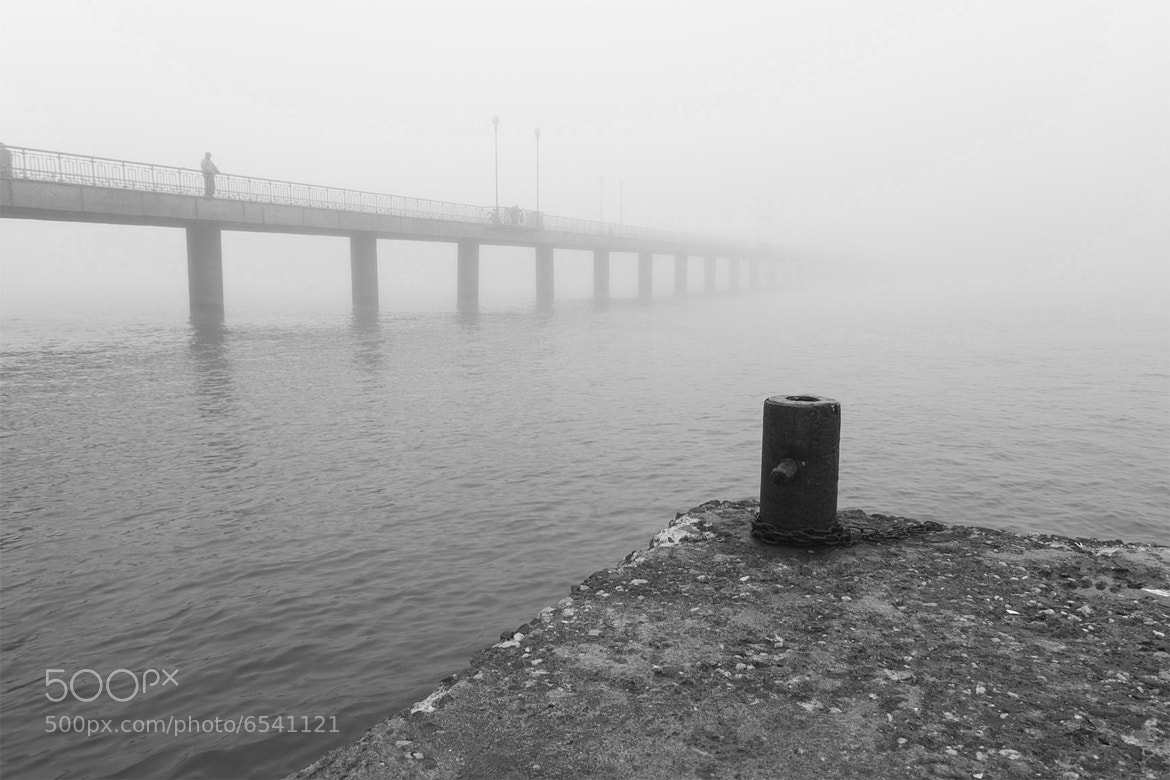 Photograph Into the Unknown (B&W) by Йоан Митов on 500px
