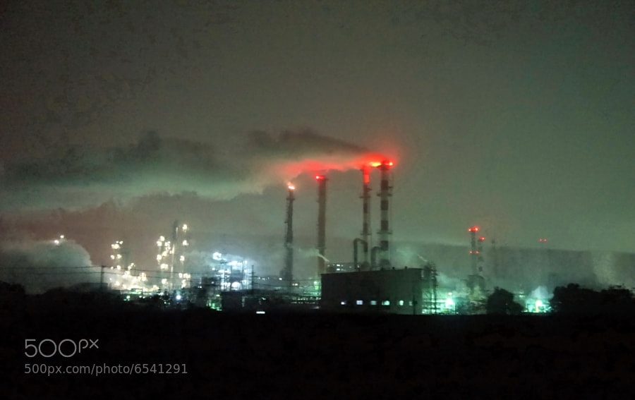 Photograph Industrial language (with a barbecued dargon.) by RL Yen on 500px