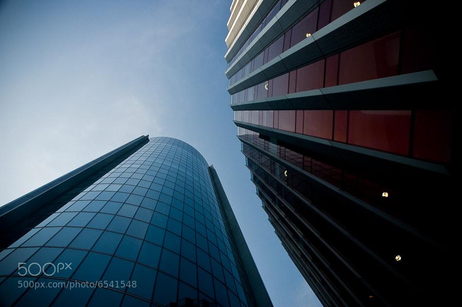 Photograph london heights by Dominik Schöni on 500px