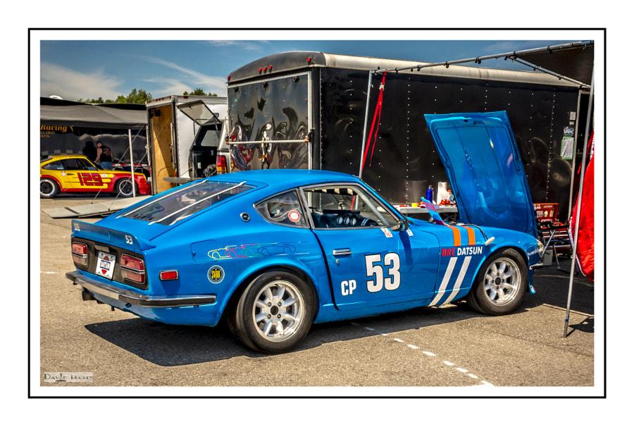 BRE Datsun 240Z Vintage Racer