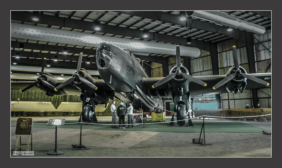 WWII Hampden Bomber