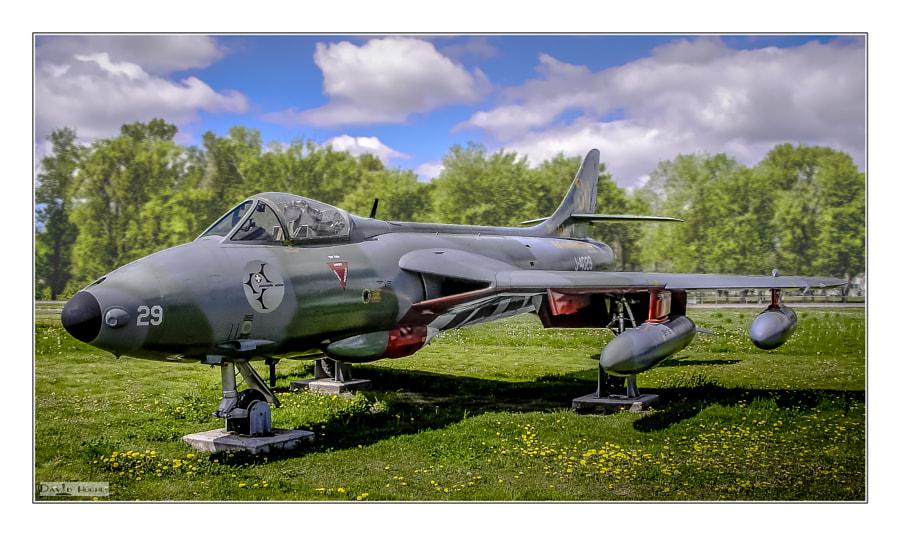 RAF Hawker Hunter Mk.58