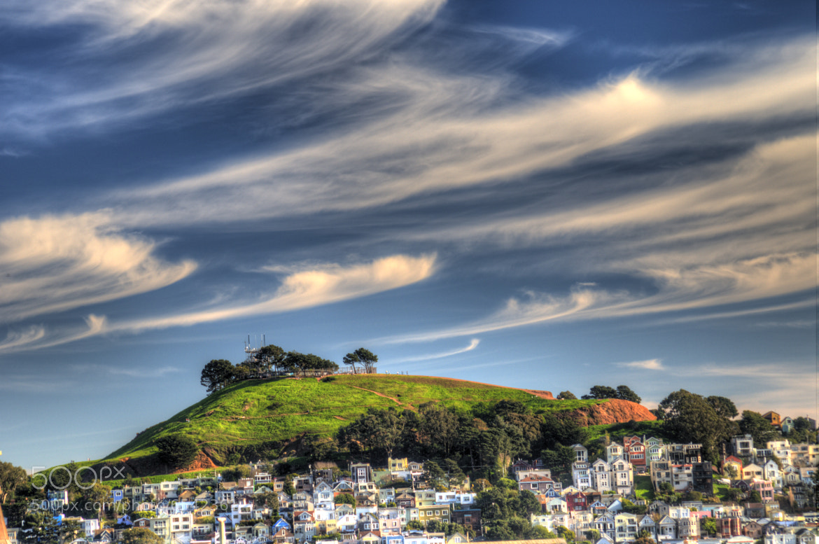 Photograph Bernal clouds by Sean Timberlake on 500px