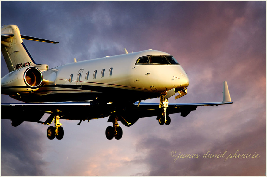 Aircraft Series: Bombardier BD100