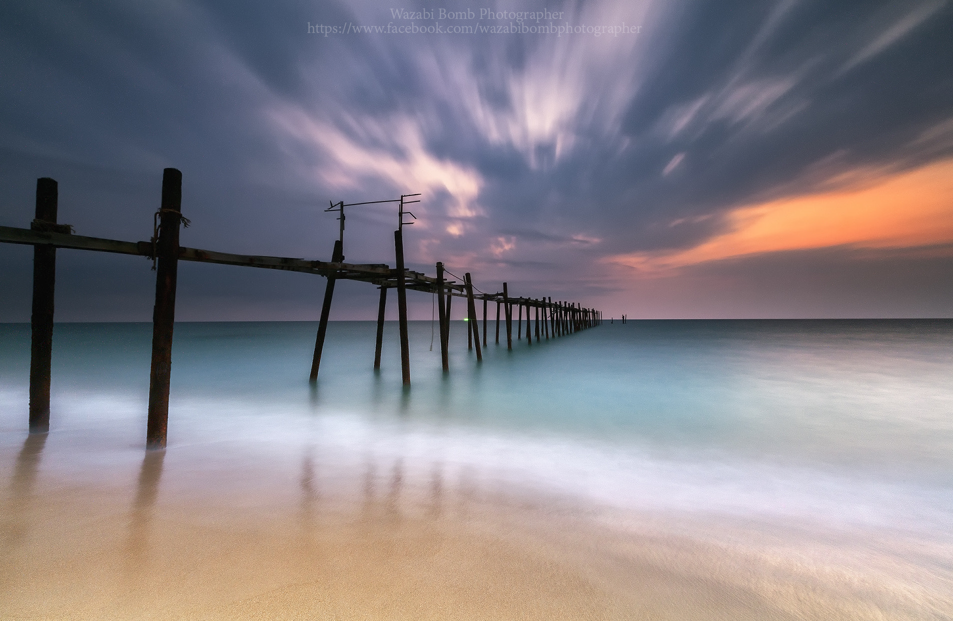 Photograph Long exposure by Wazabi Bomb  on 500px