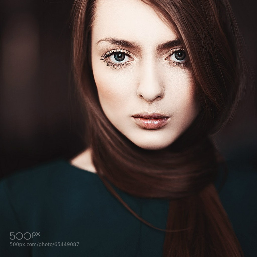 Photograph Alena by Сергей Шарков on 500px