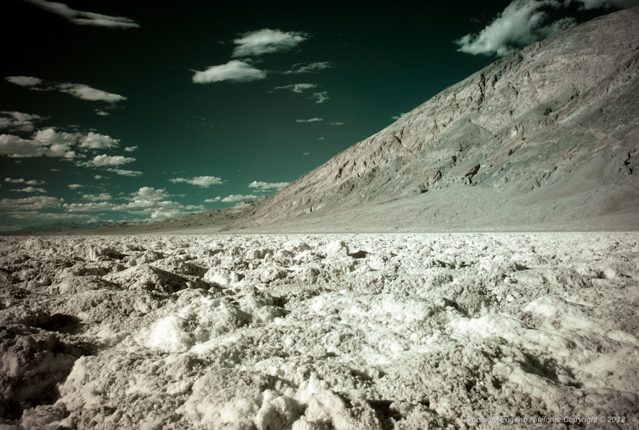 Photograph Badwater Basin, Nevada by Eugene Nikiforov on 500px