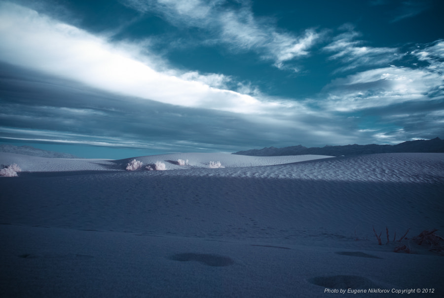 Photograph Eureka Dunes, Death Valley by Eugene Nikiforov on 500px