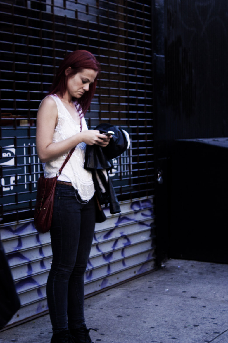 Photograph Red Leather by Nastia Rodionova on 500px