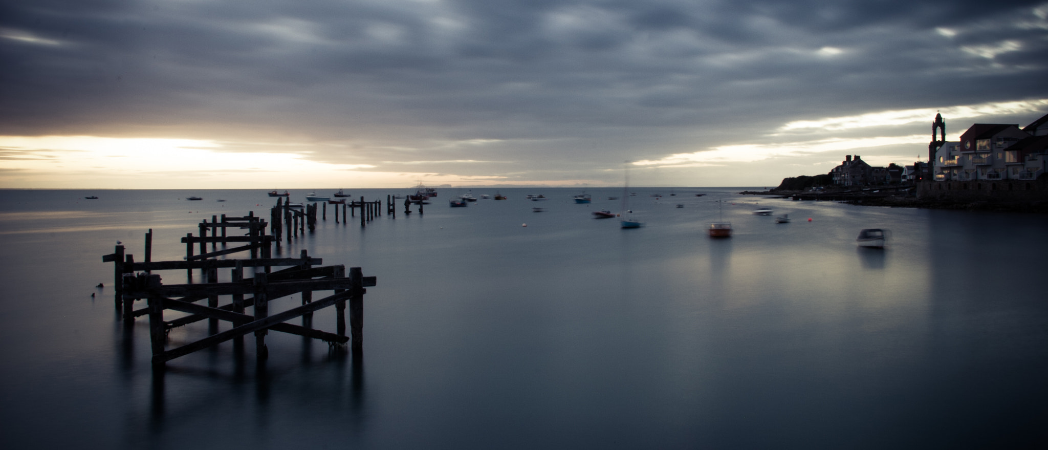 Photograph Morning in Swanage by Mitt Nathwani on 500px