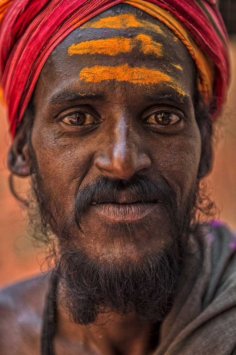 Photograph holi portrait #4 by Yaman Ibrahim on 500px