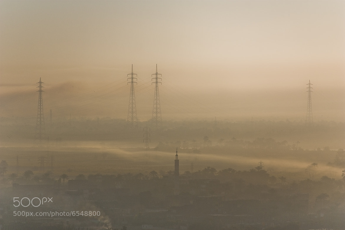 Photograph Over Luxor by baloon 3 by Pavel Volkov on 500px
