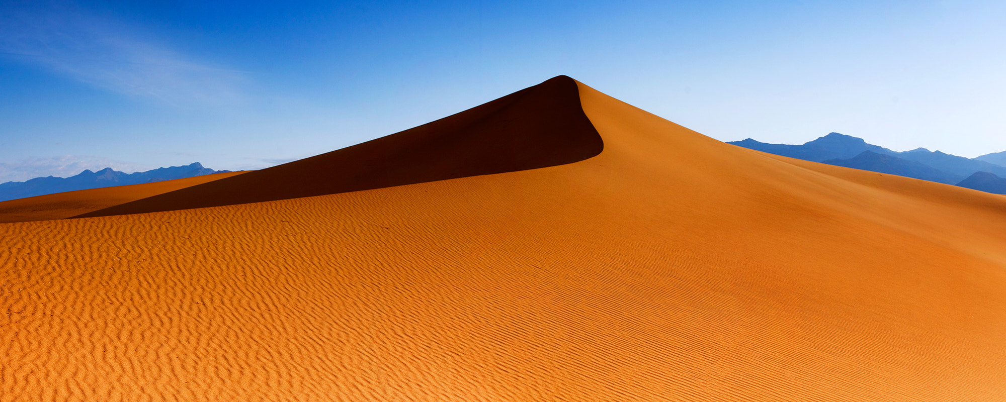 Photograph Mesquite Sand Dunes  by Wade Odlum on 500px