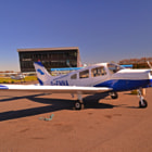 Постер, плакат: Piper PA 28 161 Cherokee Warrior II