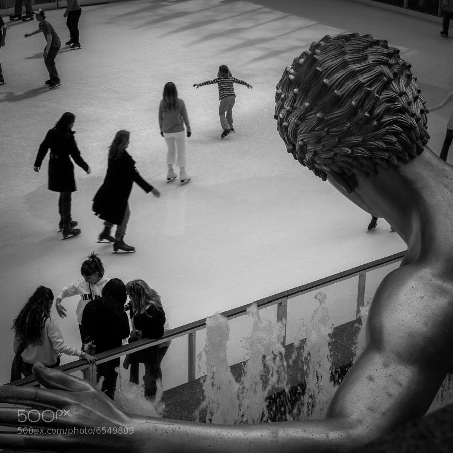 @ Rockfeller Center, Manhattan, NYC  © Vitaliano Vitali, all rights reserved