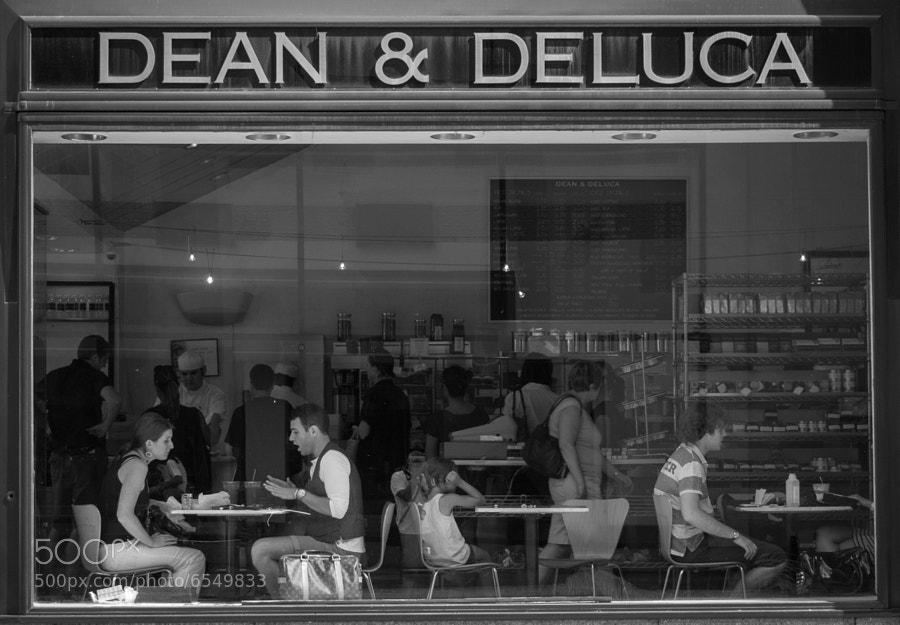 Dean&DeLuca @ Rockfeller Center, Manhattan, NYC
