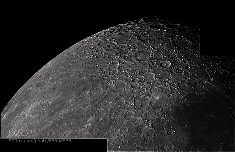 Moon close up by david 500px - Moon close up ...