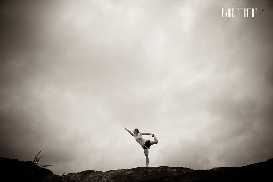 Photograph Dancing on top of the world by Paige Overturf on 500px