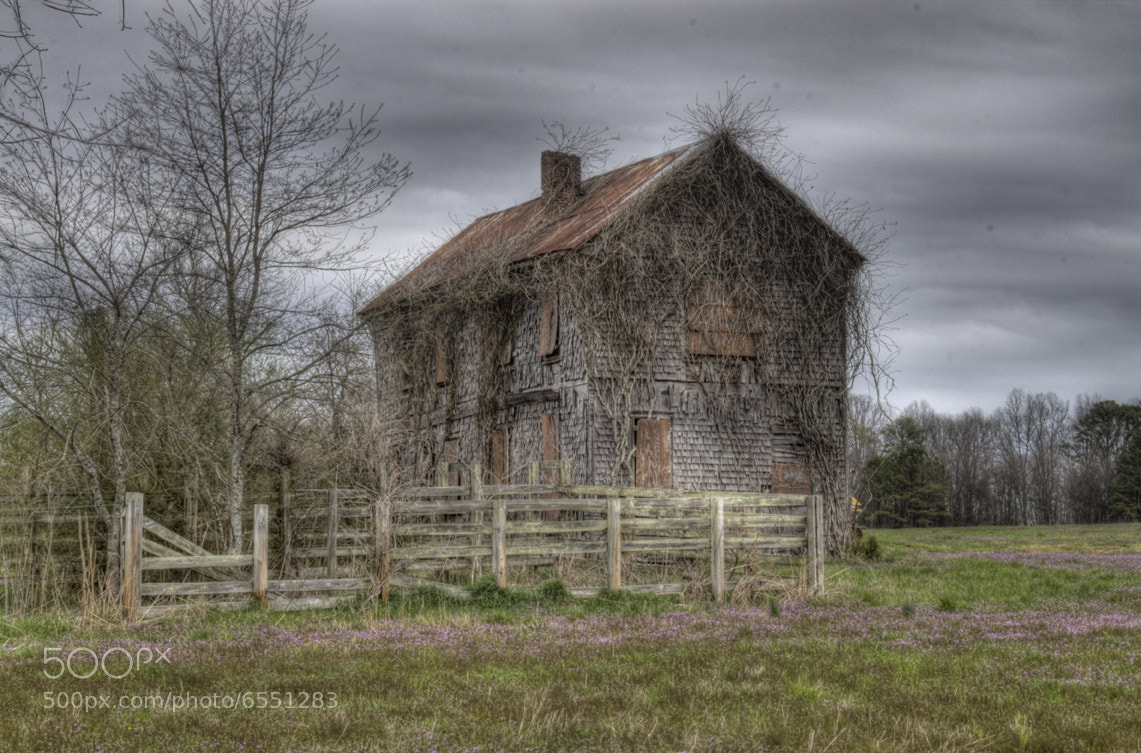 Photograph Farmhouse by Natalie Mattison on 500px