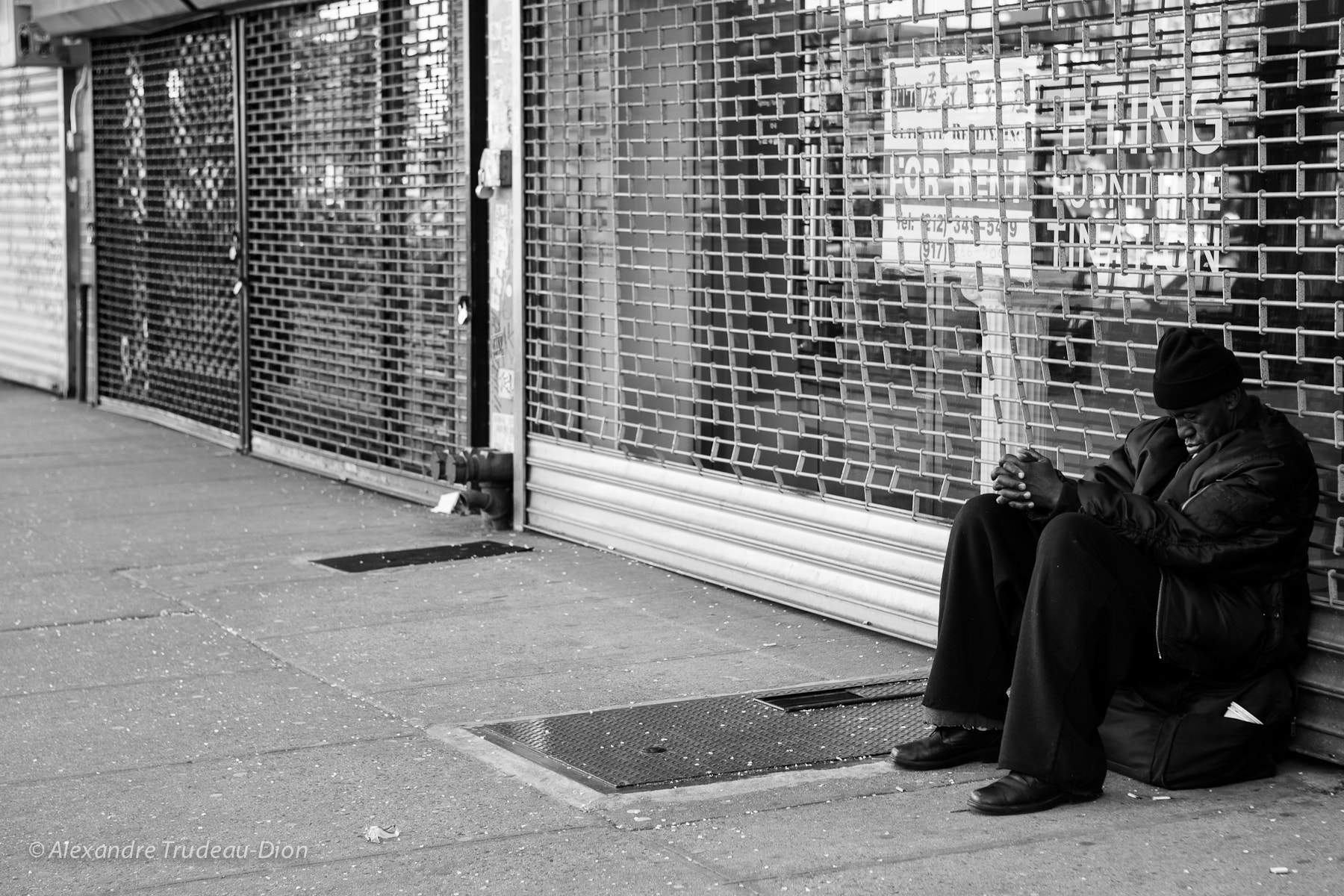 Photograph Waiting by Alexandre Trudeau-Dion on 500px