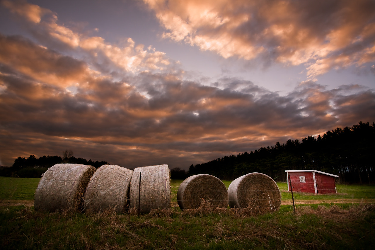 Photograph Rural Dusk by Loren Zemlicka on 500px