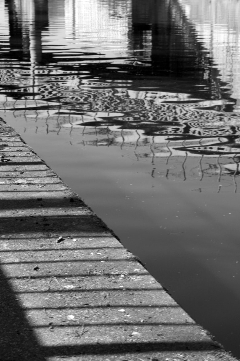 Photograph Canal Reflection by Kim Turner on 500px