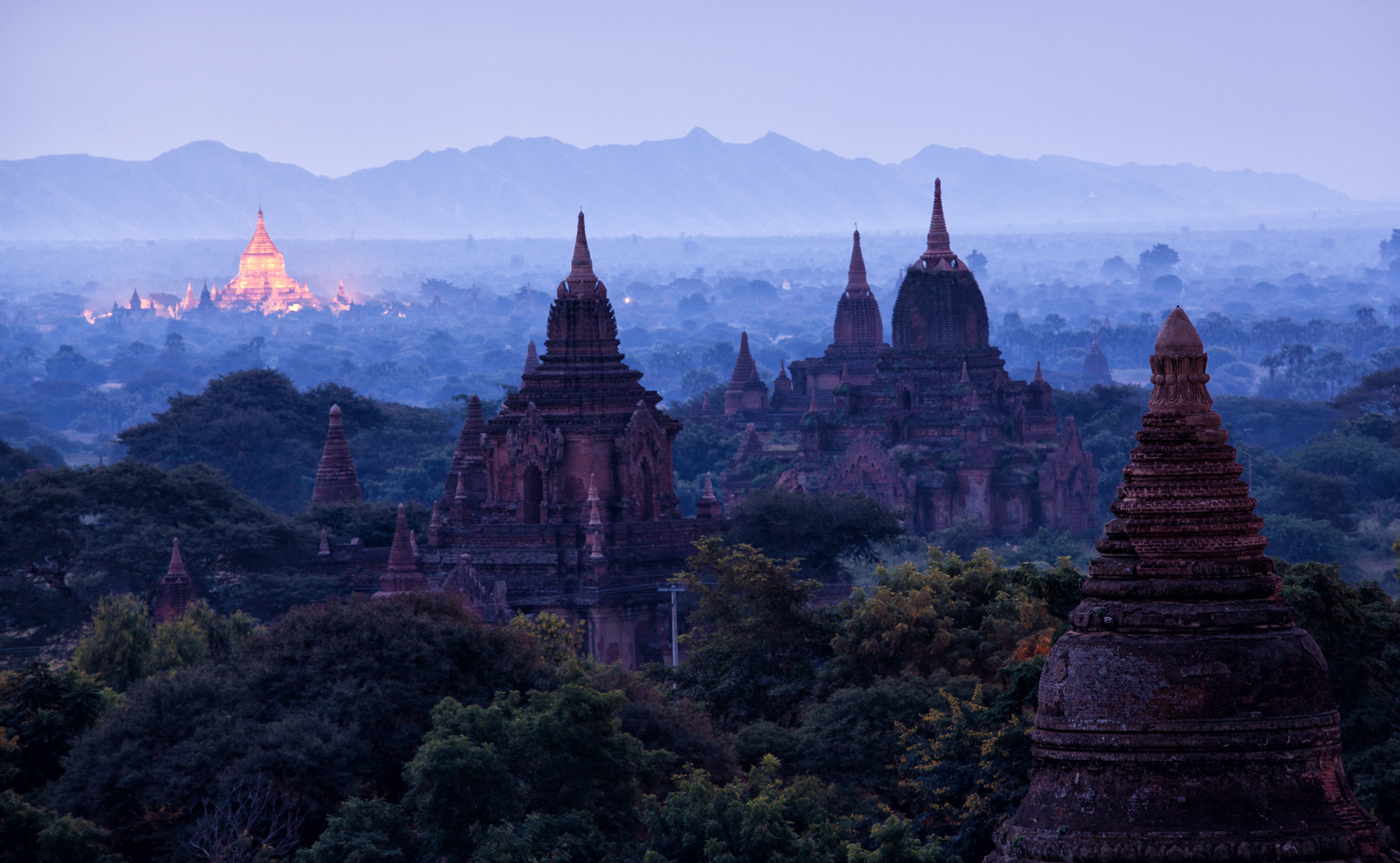 Photograph Morning in Bagan by Beate Dalbec on 500px
