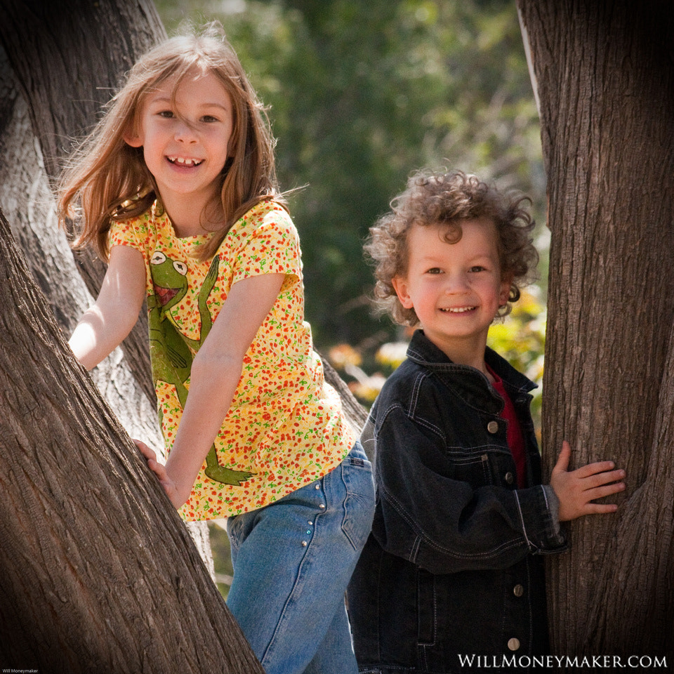 Photograph Kiddos in a Tree by Will Moneymaker on 500px