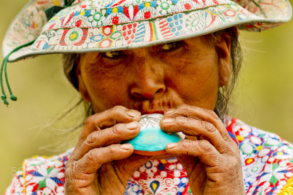 Photograph Colca Artisan by Renzo Tasso on 500px