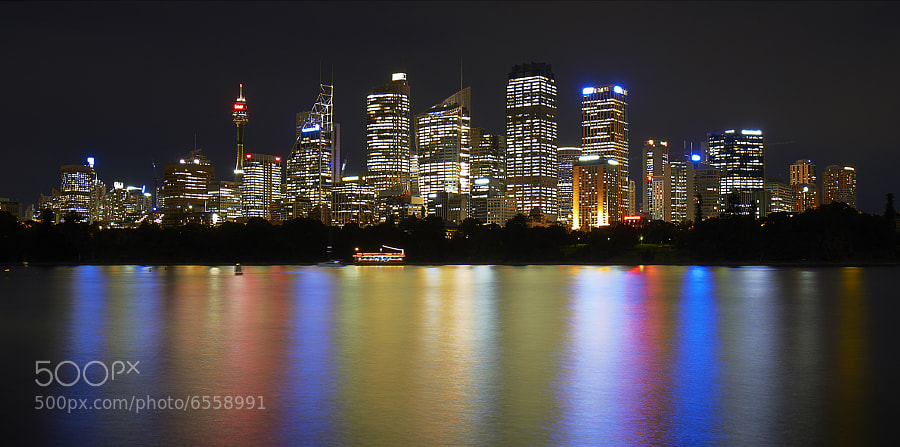 Photograph Sydney Reflections by Stanley Kozak on 500px