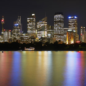 Sydney Reflections by Stanley Kozak (stanleykozak)) on 500px.com